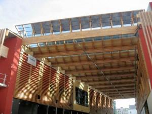 Un écoquartier pour densifier