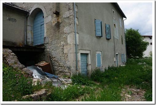 Paysages de la commune de Lélex